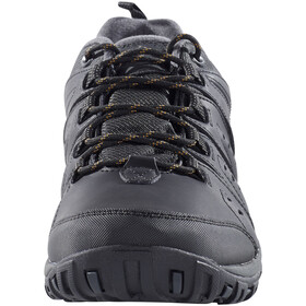 Columbia Peakfreak Woodburn II Shoes waterproof Men, black / caramel